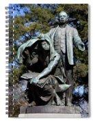 Booker T Spiral Notebook