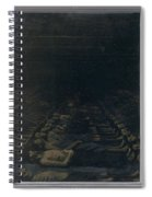17. Jesus Among The Dead / From The Passion Of Christ - A Gay Vision Spiral Notebook