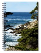 17 Mile Drive Iv Spiral Notebook