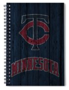 Minnesota Twins Spiral Notebook