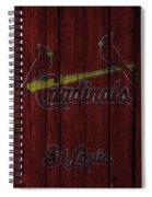 St Louis Cardinals Spiral Notebook