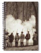 1781 Guilford Court House Battle Spiral Notebook