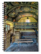 17th Century Chapel Spiral Notebook