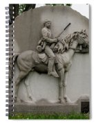 17th Pennsylvania Cavalry Spiral Notebook