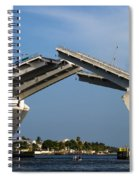 17th Street Drawbridge Spiral Notebook