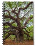 Southern Angel Oak  Spiral Notebook