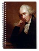 James Watt (1736-1819) Spiral Notebook