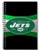 New York Jets Spiral Notebook