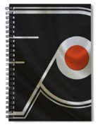 Philadelphia Flyers Spiral Notebook