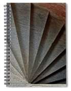 1861 Fort Point Tower Stairs San Francisco Bay Spiral Notebook