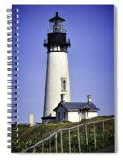 1872 Historic Lighthouse Spiral Notebook