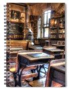 1879 School House - Knott's Berry Farm Spiral Notebook