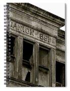 1891 Spiral Notebook