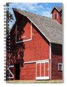1896 Barn Spiral Notebook