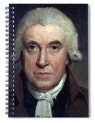 James Watt (1736-1819) Spiral Notebook