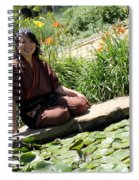Japanese Women Spiral Notebook