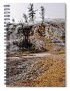 Yellowstone Spiral Notebook
