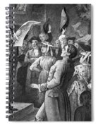Yorktown: Surrender, 1781 Spiral Notebook