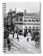 1900s Intersection Of Fair Oaks Spiral Notebook
