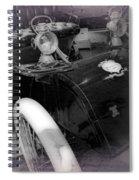 1903 Michigan Runabout Spiral Notebook