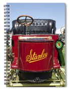 1905 Stanley Model E Spiral Notebook
