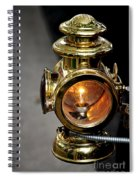 1907 Stanley Steamer - Sidelight Spiral Notebook