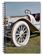 1910 Franklin Type H Touring Spiral Notebook