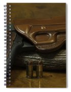 1911 Concealed Carry Spiral Notebook