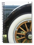 1917 Winton Spiral Notebook