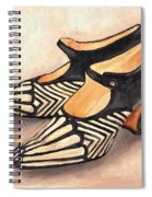 Deco Darlings Spiral Notebook