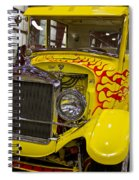 1927 Ford-front View Spiral Notebook