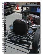 1927 Ford Hot Rod Spiral Notebook