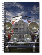 1928 Auburn Model 8-88 Speedster Spiral Notebook