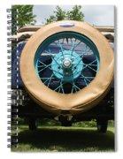 1929 Model-a Roadster 3 Spiral Notebook