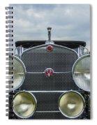 1930 Cadillac V-16 Spiral Notebook