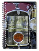 1930 Chrysler Model 77 Spiral Notebook