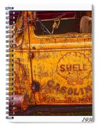 1930 Ford Delivery Spiral Notebook