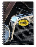 1930 Ford Model A - Front End - 7497 Spiral Notebook