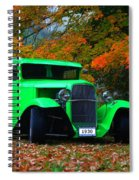 1930 Ford Sedan Delivery Truck  Spiral Notebook