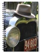 1930 Model-a Town Car 2 Spiral Notebook