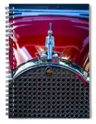 1930 Packard Model 734 Speedster Runabout Spiral Notebook