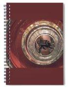 1930 Ruxton Wheel Spiral Notebook
