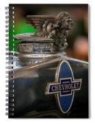 1931 Chevrolet Emblem Spiral Notebook