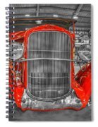 1931 Chevy Roadster Convertible Spiral Notebook
