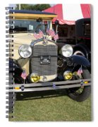 1931 Ford Model-a Car Spiral Notebook