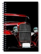 1931 Ford Panel Truck 2 Spiral Notebook