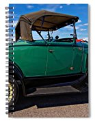 1931 Model T Ford Spiral Notebook
