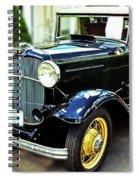 1932 Ford Cabriolet Spiral Notebook
