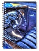 1932 Packard V12 Convertible Coupe-roadster V2 Spiral Notebook