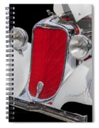 1933 Dodge Sedan Spiral Notebook